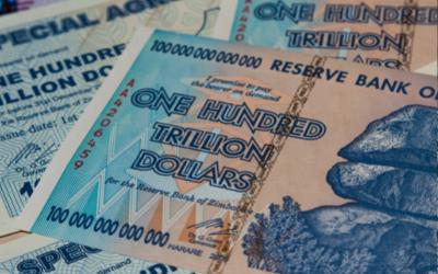 Cent milliards de dollars… du Zimbabwe